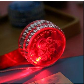 Kids Interesting Plastic Led Luminous Yoyo Ball, Colorful Flash, Favorite,