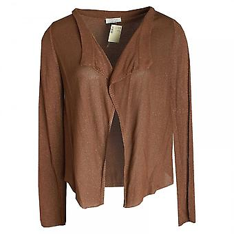 Apanage Lightweight Knitted Wrap Cardigan