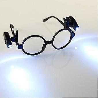 Mini Flexible Book Reading Lights Night Light For Eyeglass