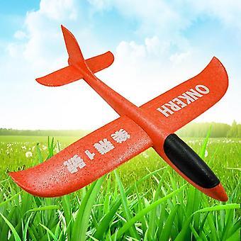 手打ち投げグライダー、航空機、慣性発泡体、エップ飛行機、恐竜、