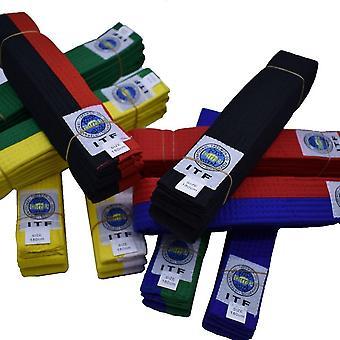 Adult Cotton Core Ribbon Belt