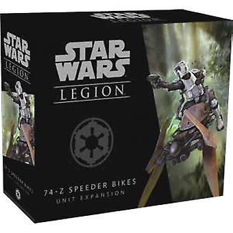Star Wars Legion: 74-Z Speeder Bikes Unit Rozšiřující desková hra