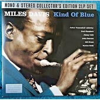 Miles Davis – typ av blå vinyl