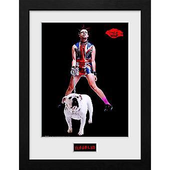 Yungblud Bulldog Collector Print 30.5x41cm
