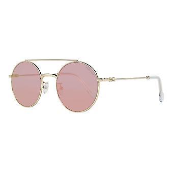 Unisex Sunglasses Moncler ML0025-K-32Z Golden (ø 54 mm)