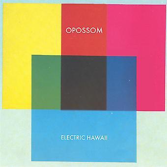 Opossom - Elektrisk Hawaii CD