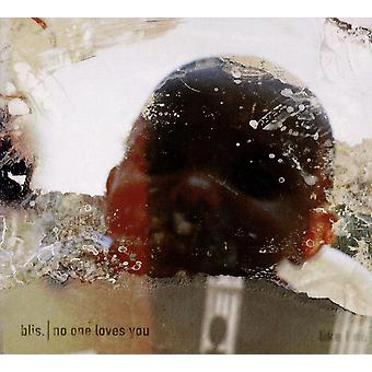 Blis - No One Loves You CD