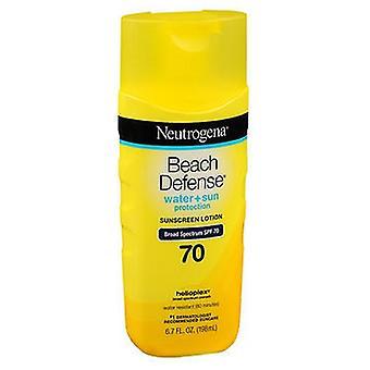 Neutrogena Neutrogena Beach Defense Lotion SPF 70, 6.7 oz