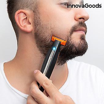 InnovaGoods 3-en-1 Maquinilla de afeitar recargable