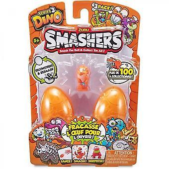 Smashers Pack De 3 Smashers Saison 3