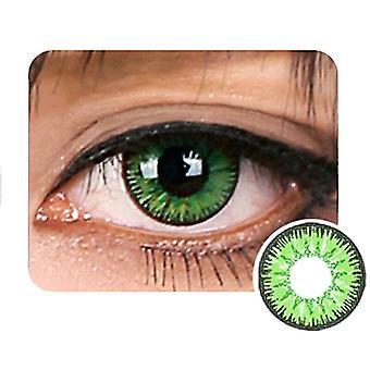 Candy Väri Vuosittainen sarja Big Eyes söpö yhteystiedot värillinen piilolinssit