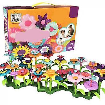 Diy Handmade Flower Arrangement Toys(148 PCS)