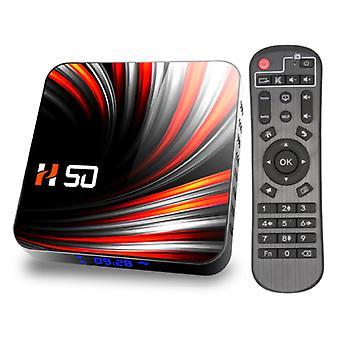 TOPSION H50 TV Box Media Player Android 10 - 4K - Kodi - 4GB RAM - 64GB Storage