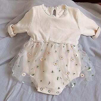 Baby Bodysuits Little Dasiy met lange mouw -outfit