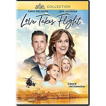 Love Takes Flight [DVD] USA import