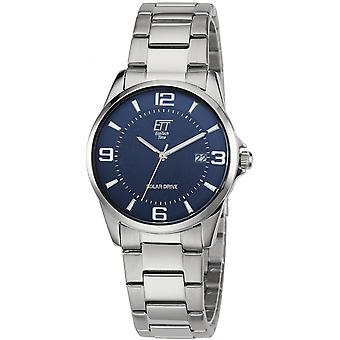 ONE (Eco Tech Time) Silver Stainless Steel EGS-12068-32M Men's Watch