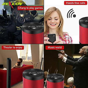 ZEALOT S5 Mini Wireless Bluetooth Music Speakers Portable Speakers TF Card