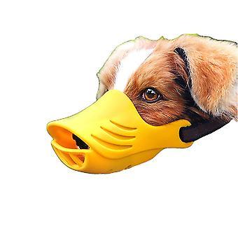 Bocca del cane Muso in silicone da masticare morbido