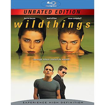 Wild Things [BLU-RAY] USA import