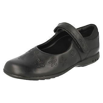 Girls Clarks School Shoes Breena Toes
