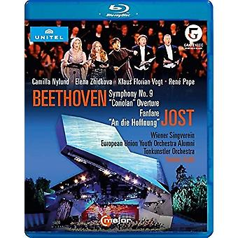 Festive Concert on the Occasion of the 10th [Blu-ray] USA import