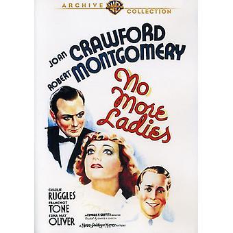 Ingen flere damer [DVD] USA importere