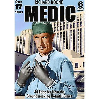Medic - Medic: 44 Episodes [DVD] USA import