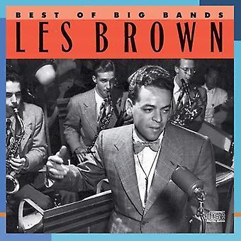 Les Brown - bedste bigbands [CD] USA importen