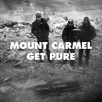 Mount Carmel - Get Pure [CD] USA import