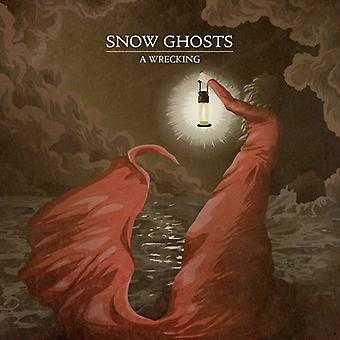 Snow Ghosts - Wrecking [CD] USA import