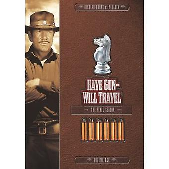 Onko ase Will Travel - Onko ase on Travel: Vol. 1-6 & viimeinen kausi [DVD] USA tuonti