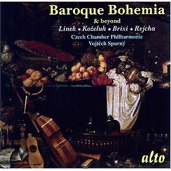 Barroco de Bohemia y más allá - importación USA barroco de Bohemia y más allá [CD]