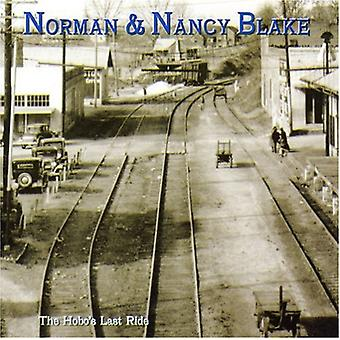 Norman Blake & Nancy - hobos sidste tur [CD] USA import