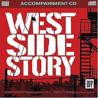 West Side Story - Karaoke: West Side Story - Begleitung CD [2 DVDs] [CD] USA Import
