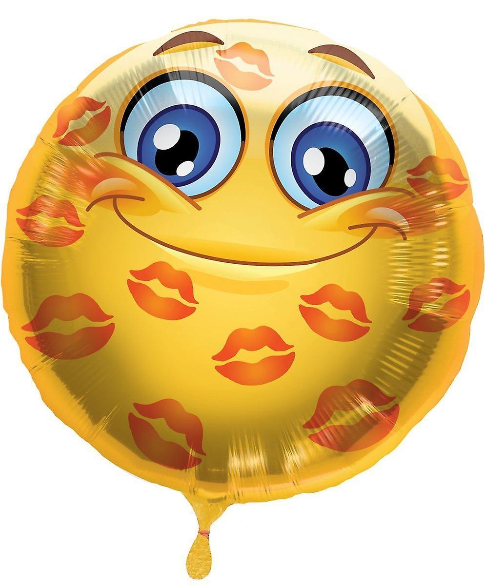 Smiley küsschen