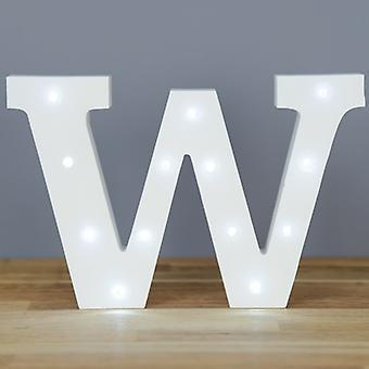Lettre de LED - Yesbox lumières lettre W