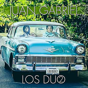 Juan Gabriel - Los Duo 2 [CD] USA import