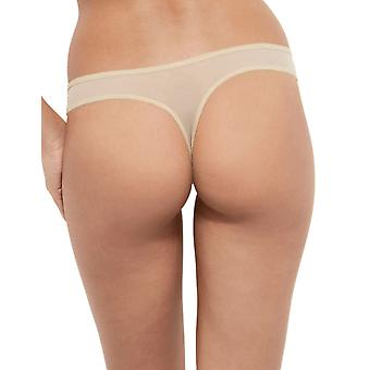 Glossies dentelle culotte nue Thong Gossard 13006 féminines