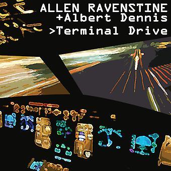Ravenstine*Allen / Dennis*Albert - Terminal Drive [Vinyl] USA import