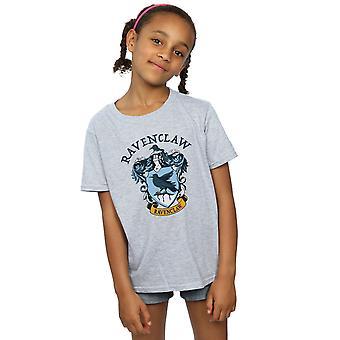 Harry Potter meninas Ravenclaw Crest t-shirt