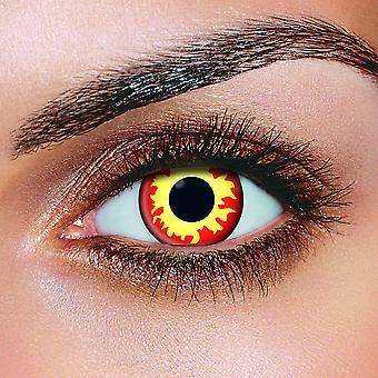 Liekki silmät piilolinssit (pari)
