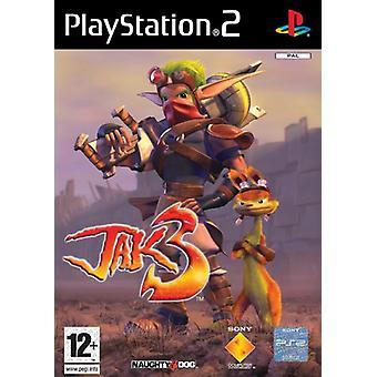Jak 3 (PS2) - Uusi tehdas suljettu
