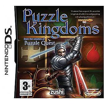 Puzzel koninkrijken (Nintendo DS)-nieuw