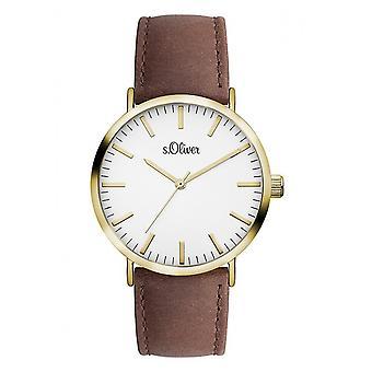 reloj de pulsera de reloj Unisex de Oliver los hombres SO-3103-LC