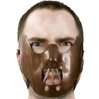 Snuit masker Hannibal Cannibal horror Halloween masker