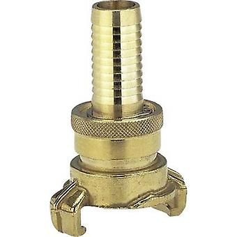 GARDENA 7121-20 Brass High-pressure suction lock claw coupling Jaw coupler, 25 mm (1) Ø