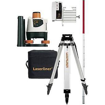 Laserliner BeamControl-Master 120 360-degree laser Incl. tripod Range (max.): 120 m