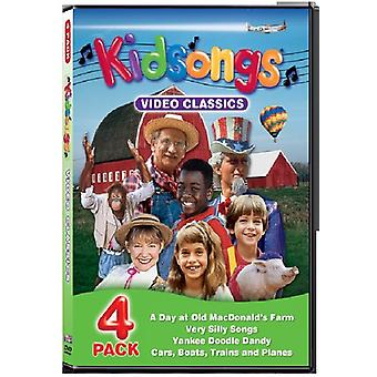 Kidsongs - Video Classics [DVD] USA import