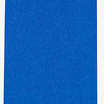 County Stationery Blue Crepe Paper (Pack Of 12)