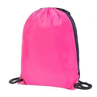 Shugon Stafford Contrast Drawstring Bag